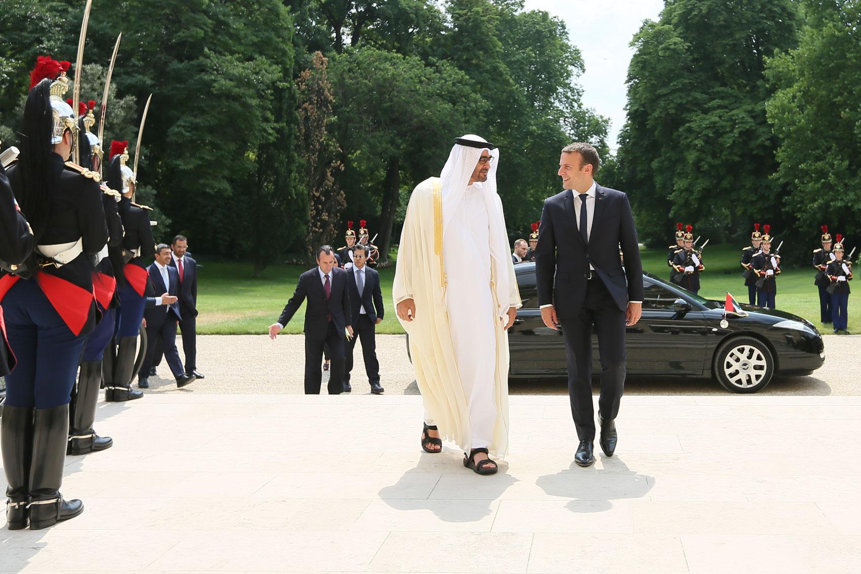 """Résultat de recherche d'images pour """"prince abou dhabi a paris"""""""